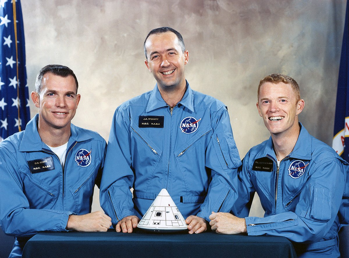 Apollo 9 main page