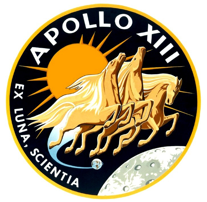 apollo essay hamish lindsay apollo 13 mission patch