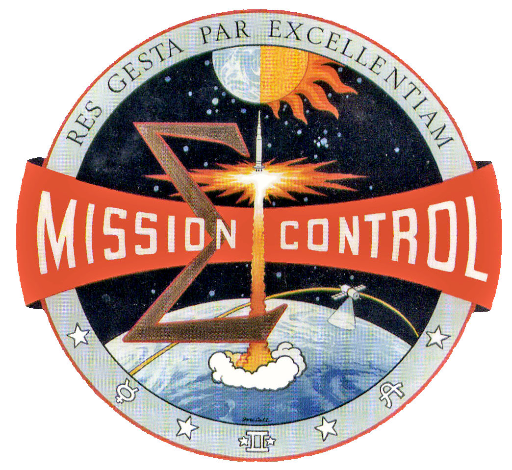 Mission Control Center Houston