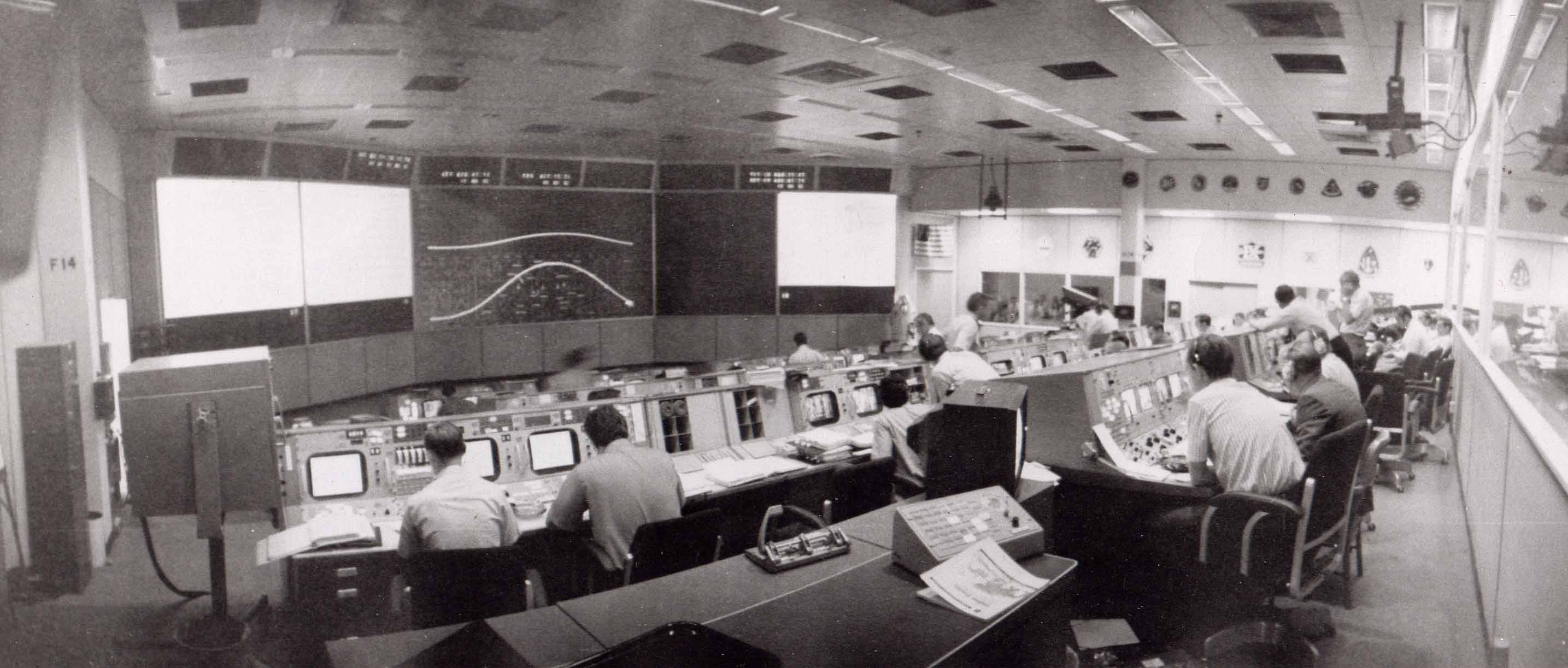 houston mission control center - photo #31