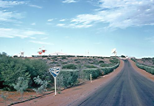 Carnarvon Access Road - Tom Sheehan